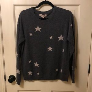 Philosophy Cashmere Star Sweater